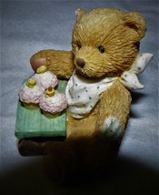 Cherished Teddies Three Cheers for You Age 3 Enesco 1992  - $5.45
