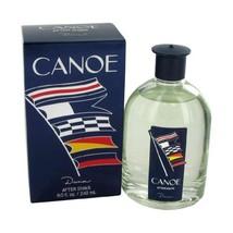 Canoe Men After Shave Splash by Dana, 8 Ounce - $20.66
