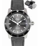MINT 2019 Sinn Automatic 104 ST Sa I A Silver Anthracite 41mm Stainless ... - $1,593.51