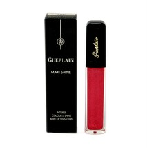 GUERLAIN MAXI SHINE INTENSE COLOUR & SHINE BARE LIP SENSATION 7.5ML #467 - $24.26