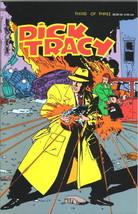 Dick Tracy Comic Book Three Direct Sales Copy 1990 Disney NEAR MINT NEW ... - $5.94
