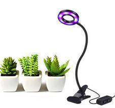 US 10W Led Grow Light Profession Plant Lamp for Indoor Plants 6 Level Ad... - ₨1,947.16 INR
