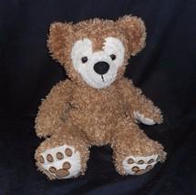 """12 """"disney parks hidden mickey mouse duffy teddy bear stuffed animal - $18.50"""