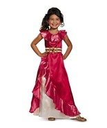 11007 Girls 3T-4T Elena Adventurer Dress Classic Disney Princess Costume - $29.88