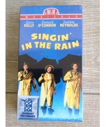 Singin' In The Rain VHS Movie Tape 1999 (1951) Gene Kelly Reynolds New - $8.90