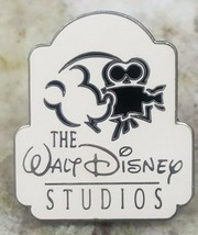 Disney WDW Pin - The Walt Disney Studios - Mickey Mouse with Movie Camera - $14.85