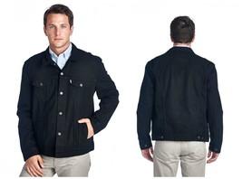 Levi's Men's Standard Fit Trucker Button Up Cotton Denim Jean Jacket Coa... - $86.90
