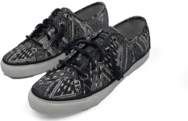 SPERRY Top-Sider Seacoast Geometric Native Womens Casual Sneaker Size 6.5 NEW - $64.47 CAD