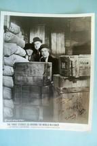 Joe DeRita Hand-Signed Theater Lobby Photograph - Curly-Joe of The Three... - $132.30