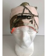 PMC Camouflage Orange Polyester Cap Hat  - $16.82