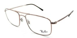 Ray-Ban Rx Eyeglasses Frames RB 6434 2943 53-18-140 Copper - $91.92