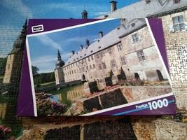 Lembeck Castle Westphalia 1000 Piece Jigsaw Puzzle Roseart Puzzle - $6.99