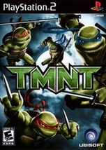 TMNT (Sony PlayStation 2, 2007) - $3.66