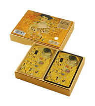 PIATNIK Double Deck Playing Cards Klimt Adele 2503 - $17.00