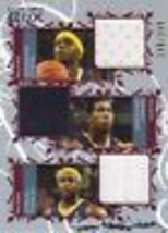 2006-07 Topps Luxury Box Jermaine O'Neal/Danny Granger/Jamaal Tinsley Je... - $6.95