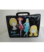 Vintage 1965 Barbie & Francie Vinyl  Lunch Box & Barbie Midge Skipper Th... - $24.99