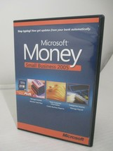 Microsoft Money Small Business 2005 Windows XP - $35.00