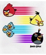 Angry Bird Big Boys 8-20 Youth Zoom Tee T Shirt Muscle Tank Top L Large - $9.99