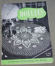 Coats & Clarks Doilies A Collection of Fascinating New Designs Book No. 235 - $7.43