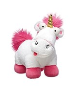 Build a Bear Minions Fluffy Unicorn UNSTUFFED 14in. Plush Despicable Me ... - $169.95