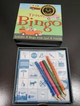 2003 eeBoo Travel Bingo Game - Excellent Condition - CIB - $8.39