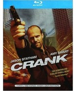 Crank [Blu-ray] [DVD] - $11.83