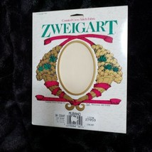 "Zweigart 30 ct Murano Cream 14"" x 18"" Counted Cross Stitch Fabric #27059 NEW - $15.87"