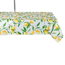 DII CAMZ11292 Spring & Summer Outdoor Tablecloth, Spill Proof and Waterp... - $38.01