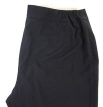 NWT ANNE KLEIN Women's Black Stretch No Pocket Dress Pants Plus Size 14W... - $33.11