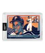 Topps PROJECT 2020 Card 103 - 1955 Roberto Clemente by Matt Taylor - $34.64