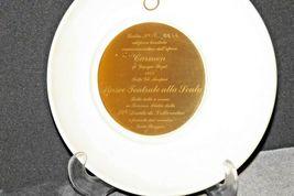 """""""Carmen"""" Di Volteradici Commemorative Plate by Gene Ruggeri AA20-CP2330 Vintage image 7"""