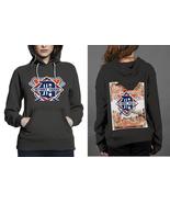 NEW !! Detroit Tigers Baseball Classic Black women's Hoodie - $29.99