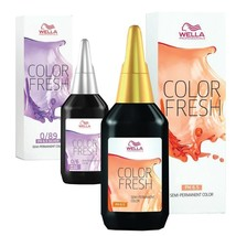 Wella Color Fresh Color Enhancers Various Color BUY 10 GET 1 FREE  - $17.54