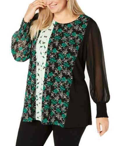 Primary image for Alfani Women's Plus Size Mixed-Print Tunic