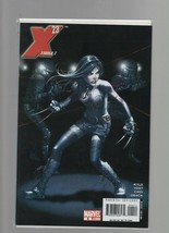 X23 #4 - Target X - Marvel Comic -  May 2007 - Kyle, Yost, Choi, Oback. - $2.74