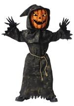 Fun World Bobble Head Pumpkin Costume, Medium 8 - 10, Multicolor - $29.74