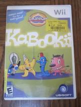 Cranium Kabookii  (Nintendo Wii, 2007) - $4.00