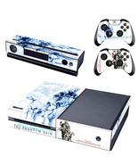 Xbox One Console Skin Metal Gear Solid Phantom ... - $11.00