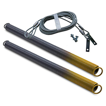 Ideal Security SK7159P2 SK7159 Extension Kit Garage Door Springs & Safet... - €20,78 EUR