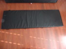 "SHERMAN 6 X 6 X 2"" BLACK EXERCISE MAT ( 1 PIECE ) - $56.10"