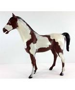 Vintage MARX Storm Cloud Johnny West Best of The West Pinto Horse #2 - $69.29