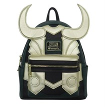 Loki Applique Loungefly Cosplay Mini Backpack  - $76.98