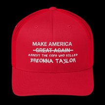 Make America Arrest The Cops Hat / Lebron James Maga Hat / Lebron maga Hat / Tru image 13
