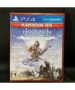 Horizon Zero Dawn: Complete Edition (Playstation 4, 2017) PS4 - Playstat... - $18.80