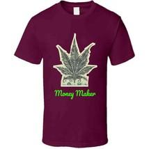 Money Maker 420 Canna T Shirt image 2