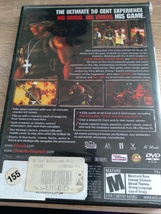 Sony PS2 50 Cent: Bulletproof image 2