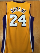Kobe Bryant Lakers Gold Swingman Jersey - $35.00