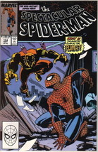 The Spectacular Spider-Man Comic Book #154 Marvel 1989 NEAR MINT NEW UNREAD - $3.99