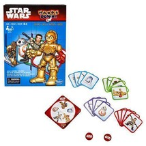 Hasbro Star Wars Hands Down Card Game SEALED - $17.81