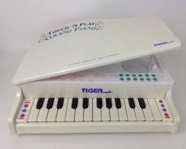 Touch 'N Play Grand Piano Recording System Tiger Electronics with Batteries - $197.95